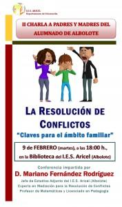 Cartel Taller Resolución Conflictos (2)